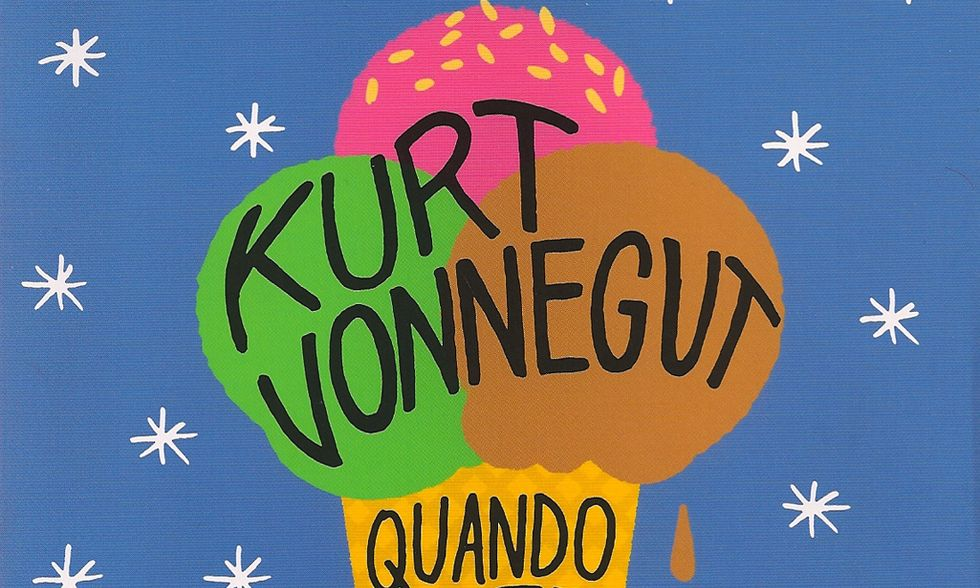 Kurt Vonnegut, 'Quando siete felici, fateci caso'