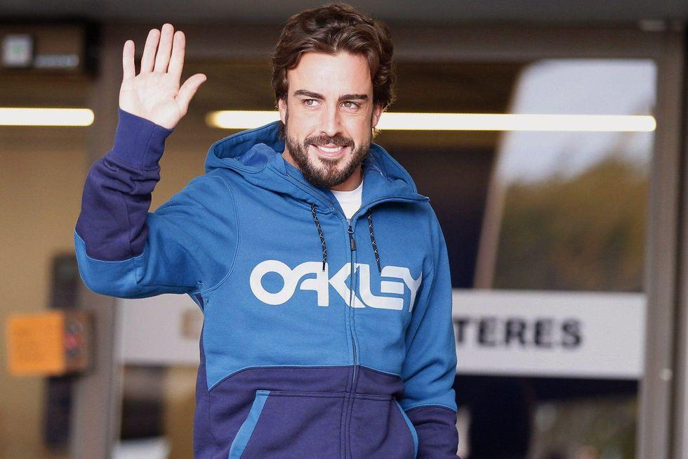Alonso, esami medici superati: correrà in Malesia