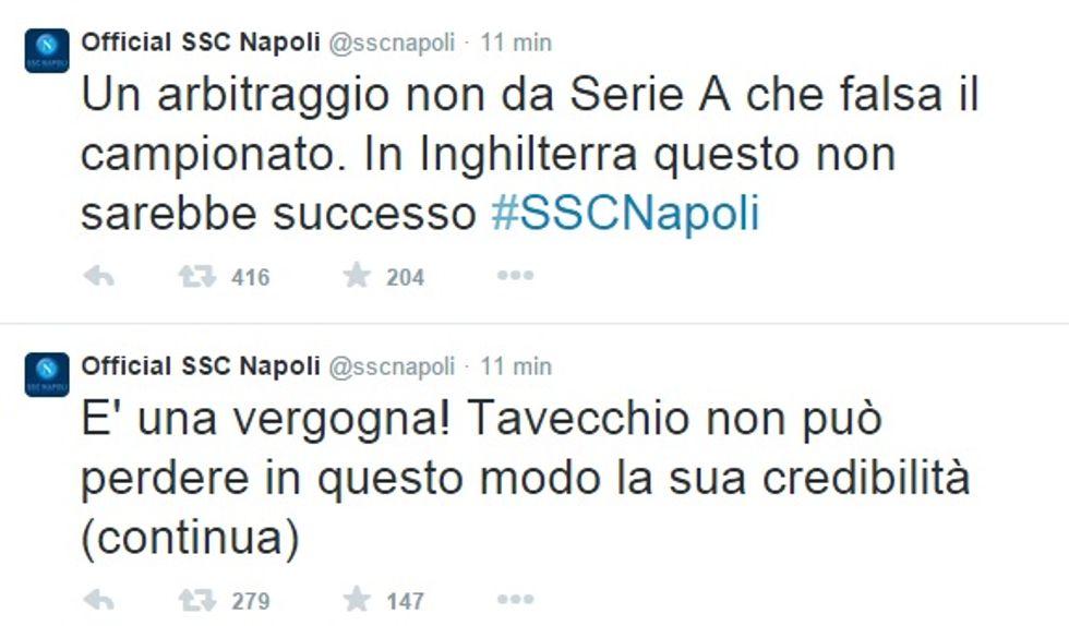 I veleni del Napoli, Garcia che risorge e la crisi Mancini