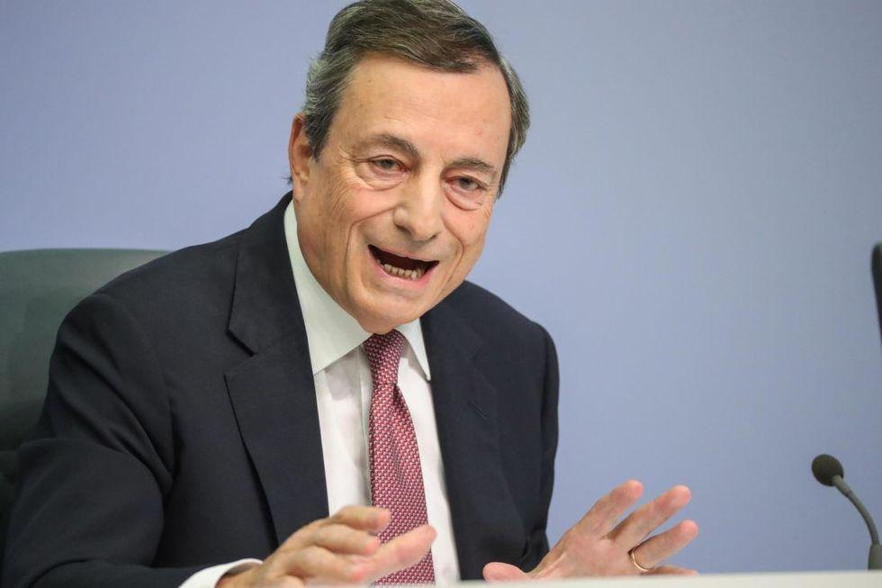 Come le parole influenzano la finanza: il discorso di Draghi