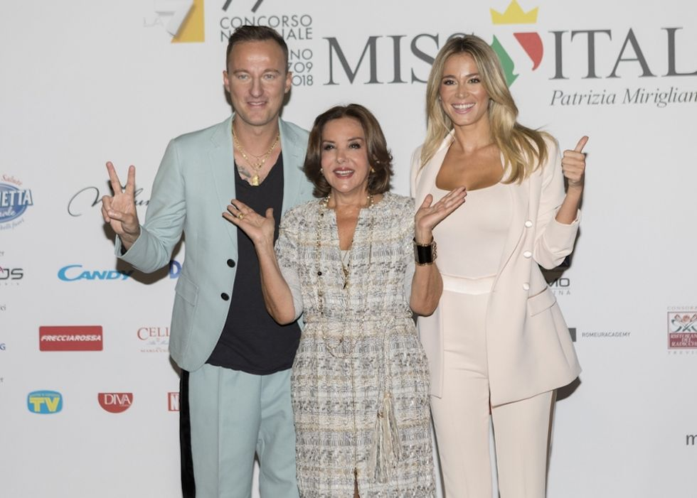 Miss italia 2018 conduttori