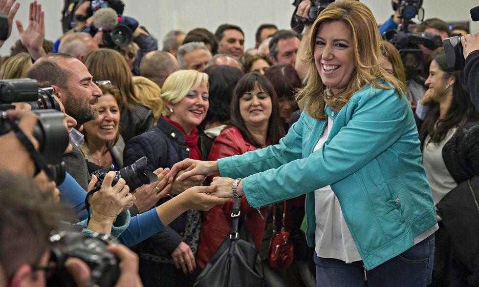 Andalusia, la vittoria dei socialisti non frena Podemos