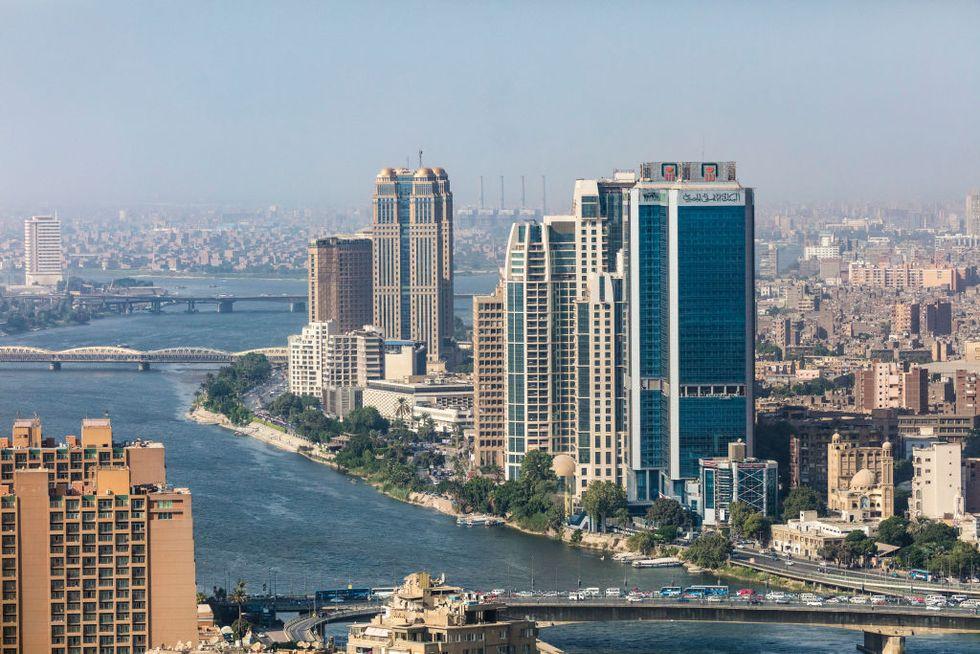 Cairo vista