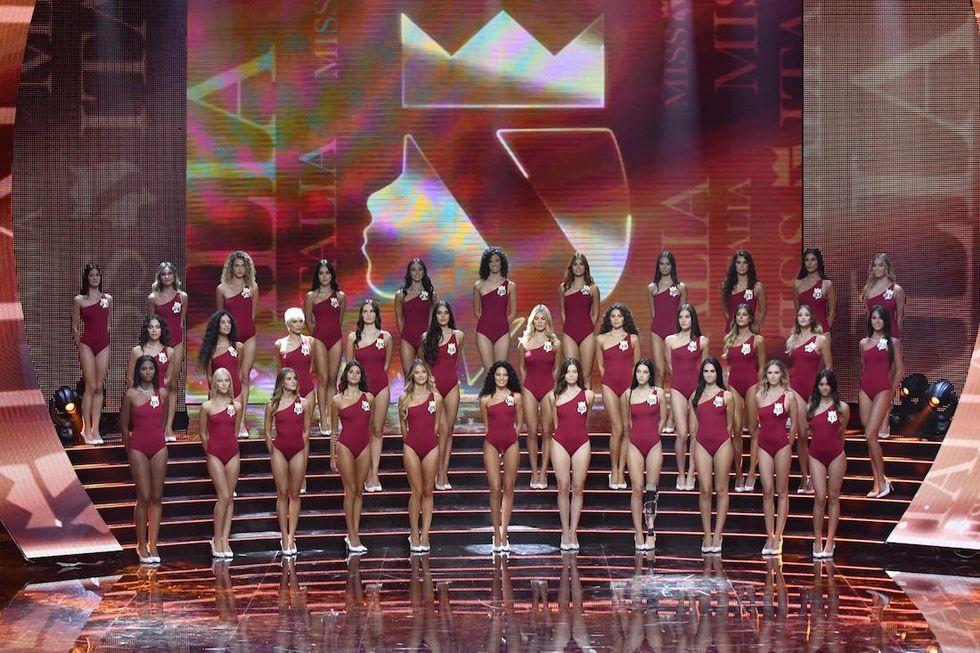 Miss Italia 2018 finaliste