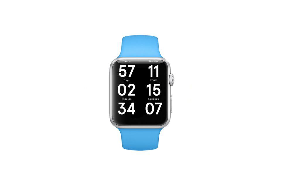 Apple Watch ti dice quanto ti resta da vivere