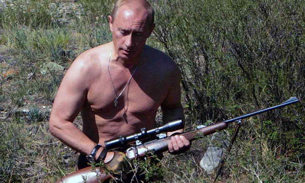 Così i neofascisti si son presi una cotta per Putin