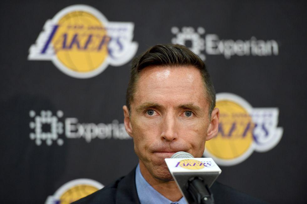 Il ritiro di Nash: ecco quanto è costato ai Los Angeles Lakers