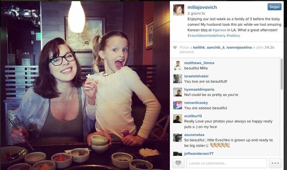 Kate, Jessica, Milla e Bianca: super mamme al nono mese