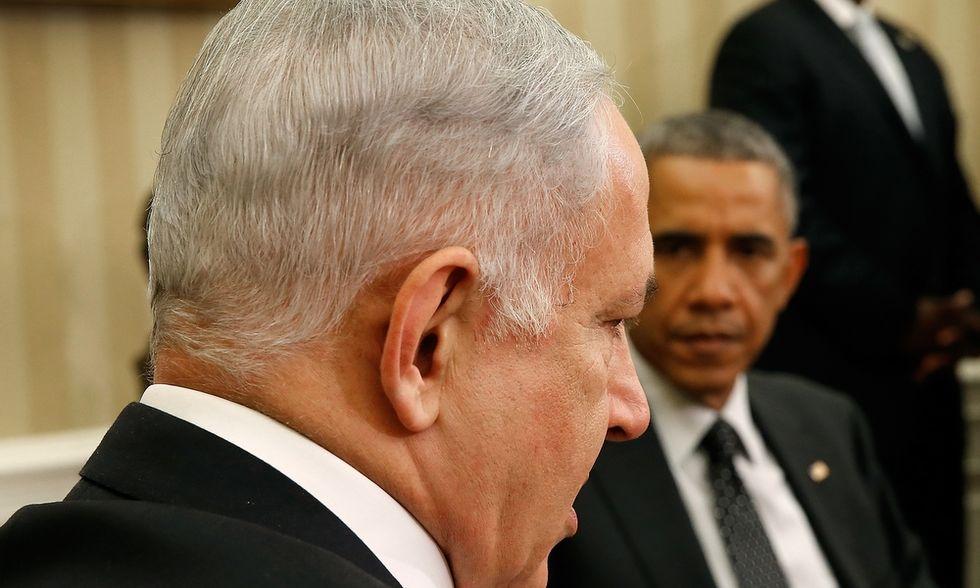 Obama accusa Netanyahu di non volere la pace in Medioriente