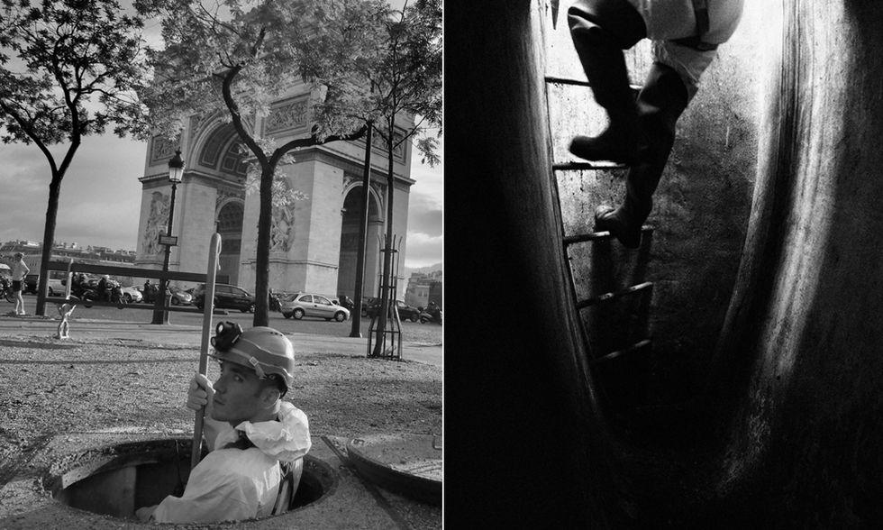 Viaggio negli abissi di Parigi, esplorando le fogne
