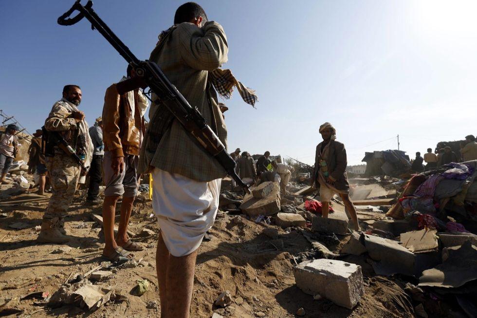 Yemen, via all'intervento armato dell'Arabia Saudita