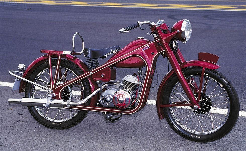 La Honda compie 70 anni. Storia e foto