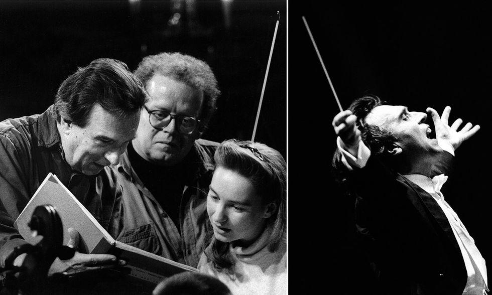 Claudio Abbado, una vita a Fare musica insieme