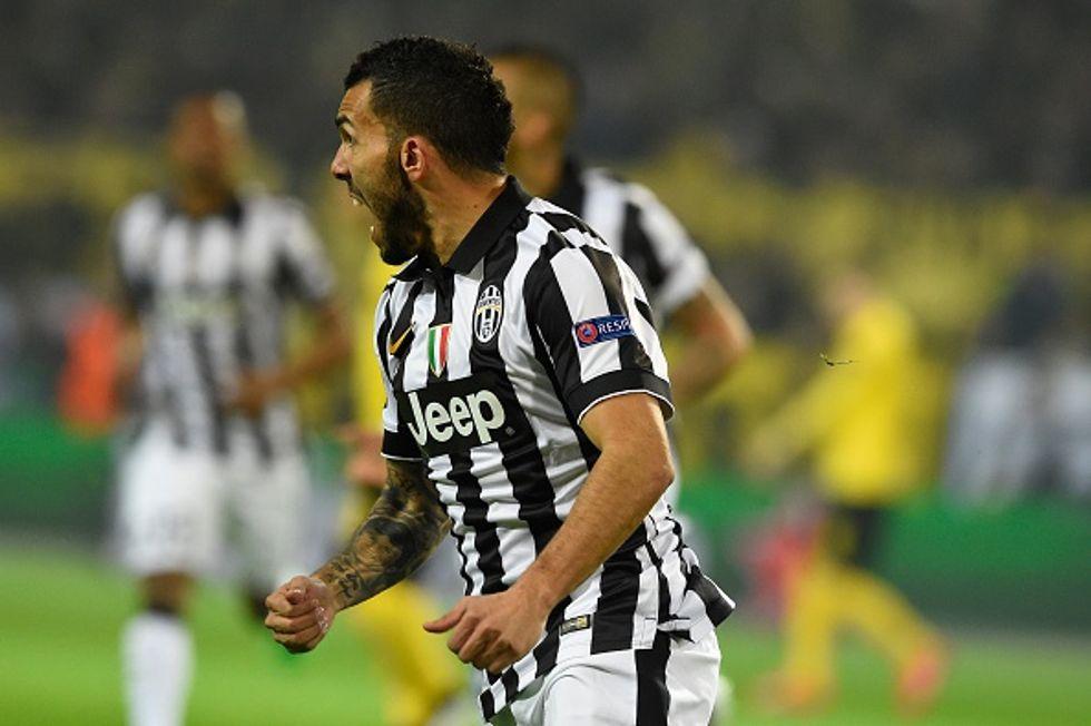 Borussia Dortmund-Juventus 0-3: la moviola in diretta