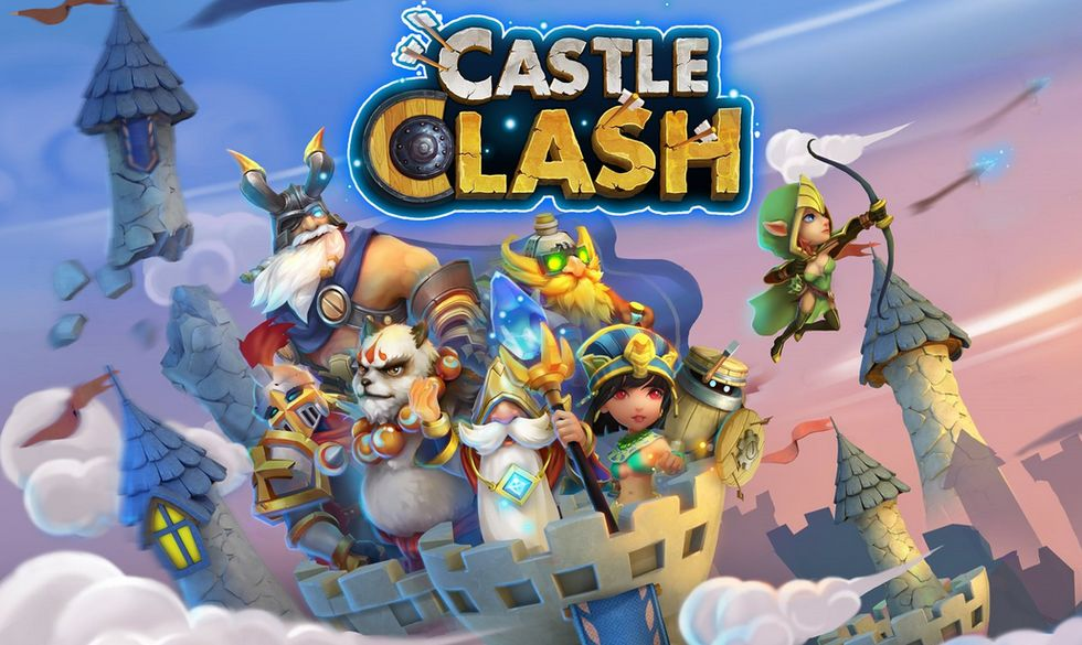 Castle Clash: 5 trucchi per vincere