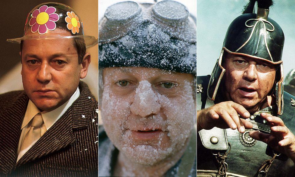 """Fantozzi, il più grande """"perditore"""" di tutti i tempi: 40 anni in 40 foto"""