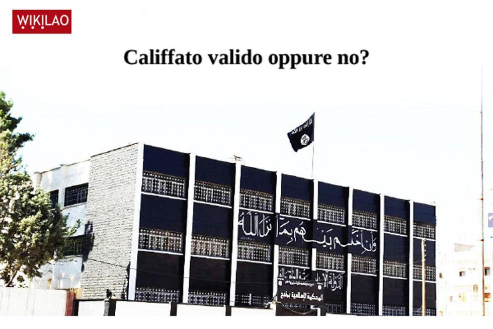 Isis, ancora un documento di propaganda in italiano