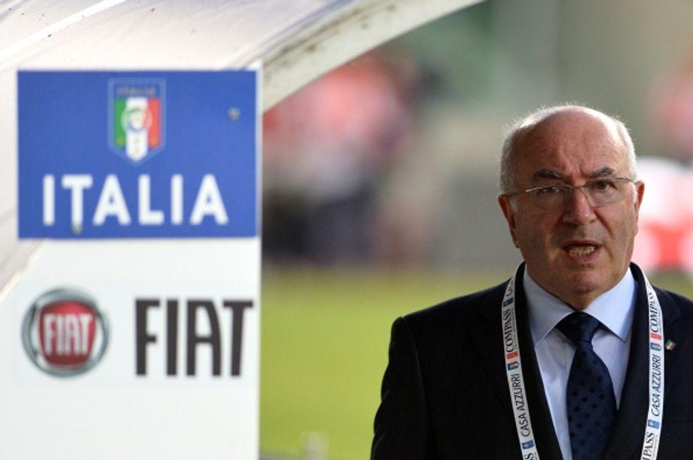 La resa di Blatter e la scommessa vinta dalla Figc