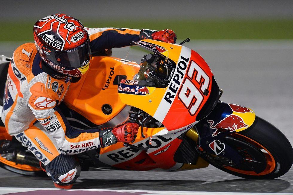 Gp Qatar: tutti contro Marquez. Anche le Ducati