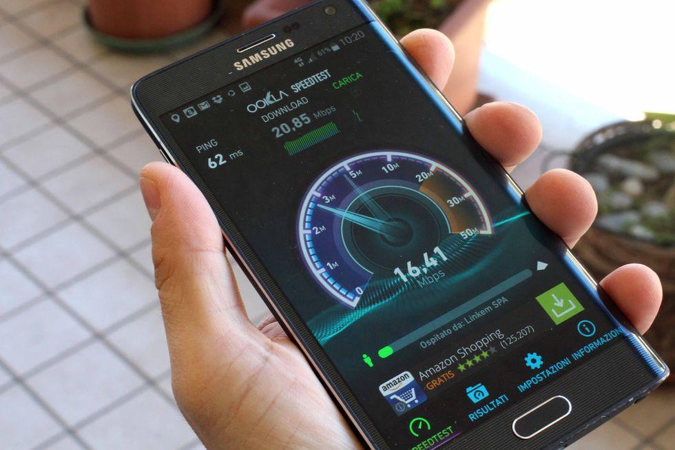 Quanto è veloce il 4G+? La prova a Milano con Vodafone
