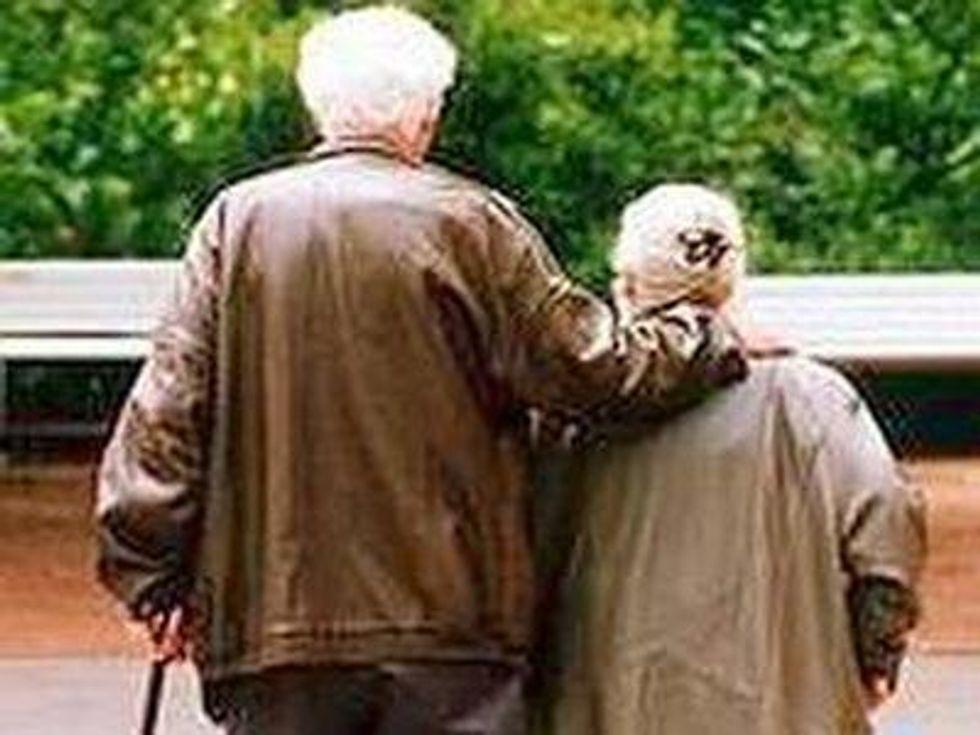 Divorzi brevi, è boom tra gli over 65