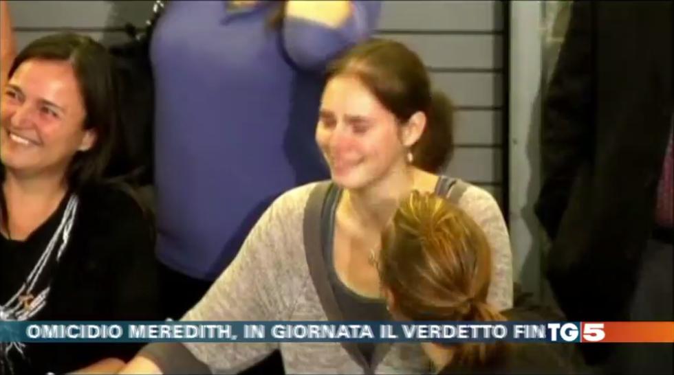 Omicidio Meredith: assolti Amanda e Raffaele
