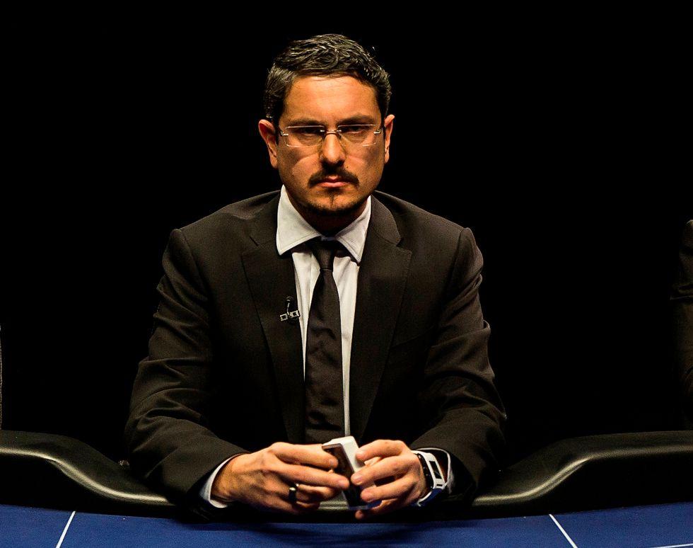 """Luca Pagano: un reality per spiegare come """"si gioca"""" a poker"""