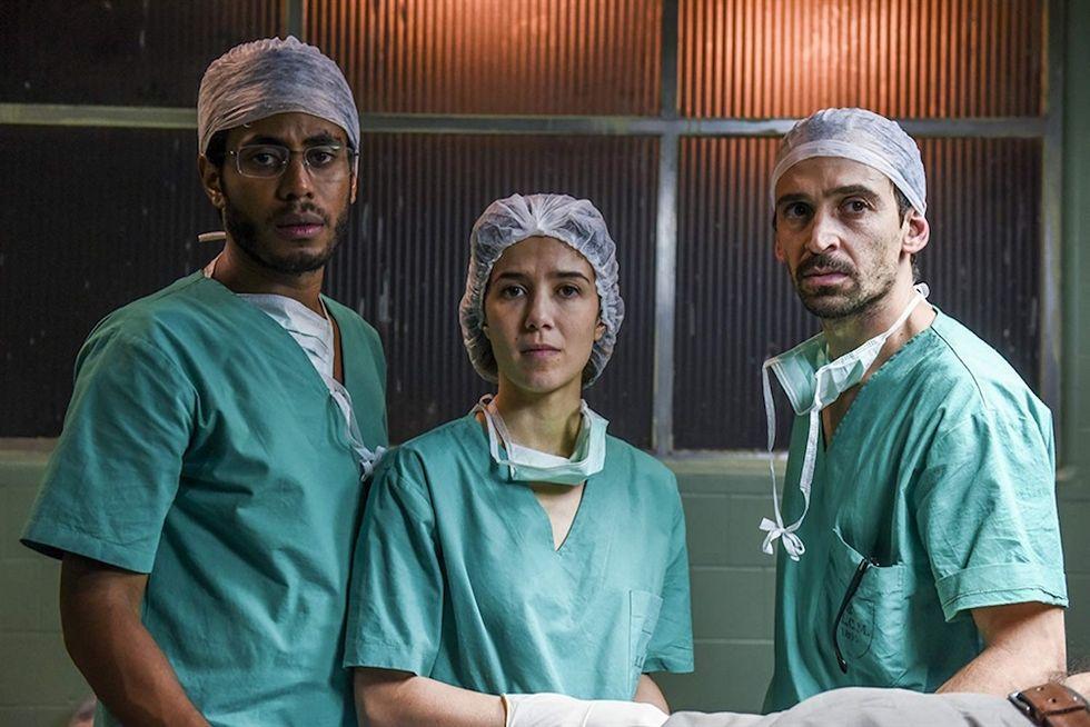 Under Pressure: il medical drama che viene dal Brasile
