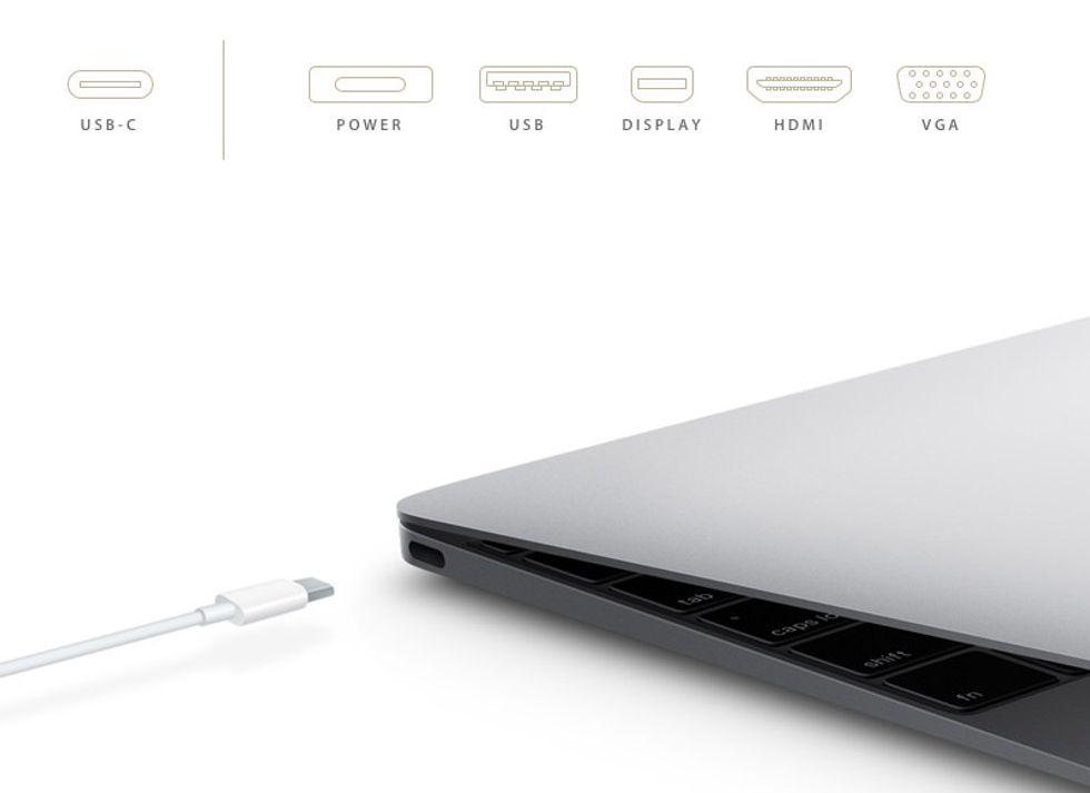 Il nuovo standard USB-C fa felice la NSA