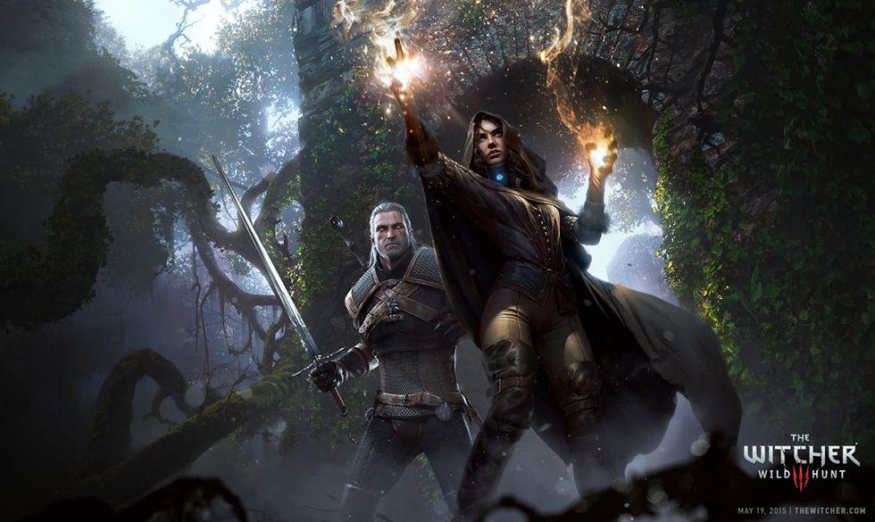 The Witcher 3: Wild Hunt – L'intervista