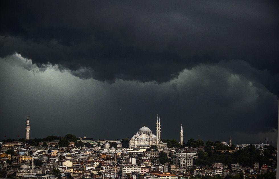 Gigantesco blackout in Turchia: cyber-terroristi in azione?