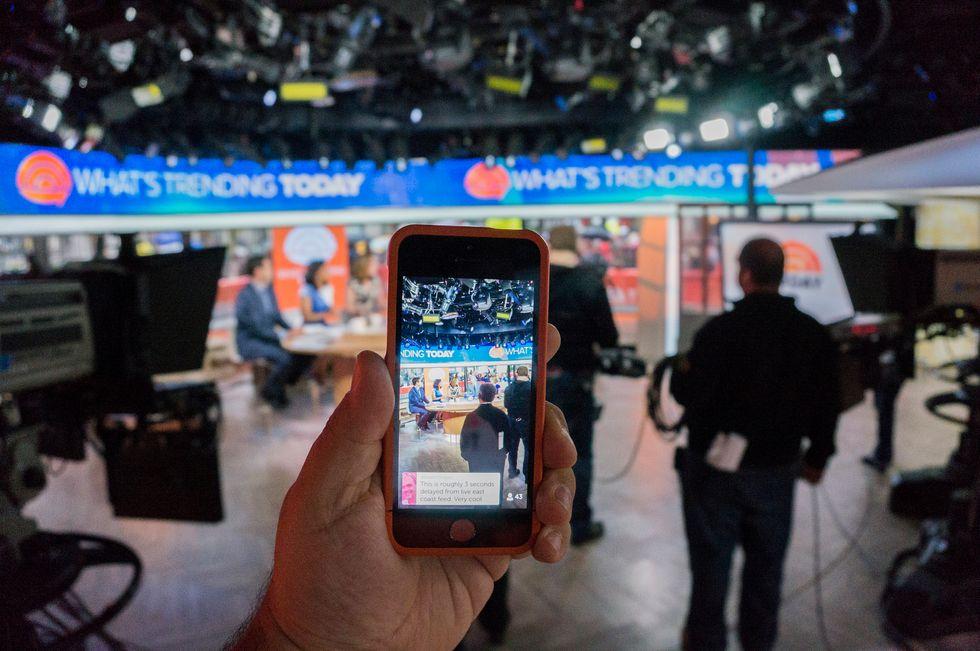 Come funziona Periscope l'app che mostra il mondo in diretta