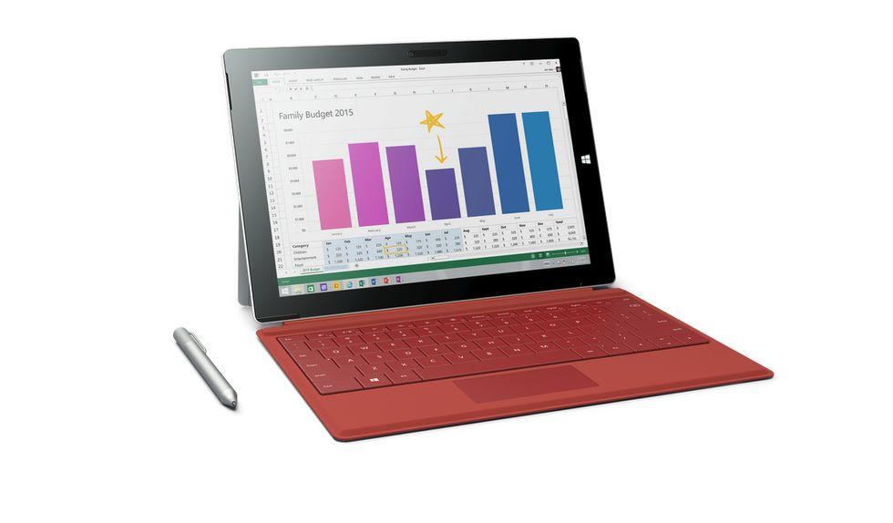 """Microsoft Surface 3, arriva la versione """"leggera"""""""