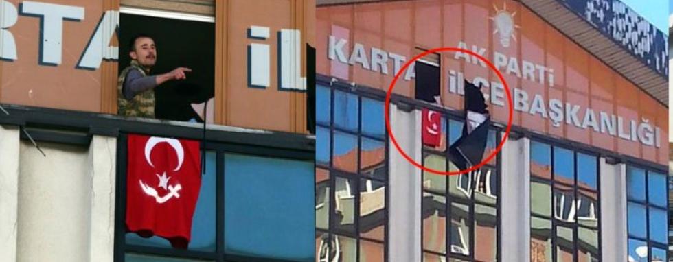 Preso l'assalitore della sede dell'Akp turco