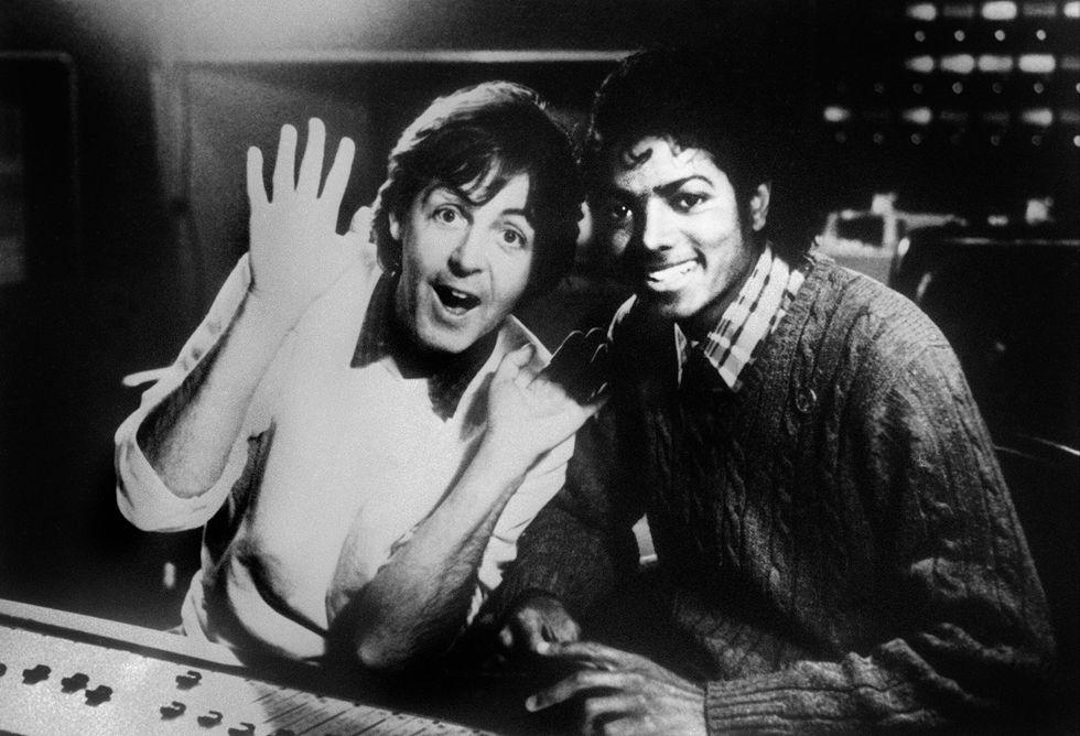 "Paul McCartney & Michael Jackson: la nuova versione di ""Say Say Say"""