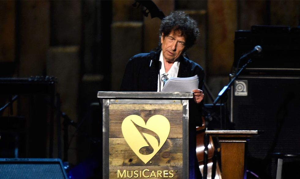 Chi è contrario al Nobel di Bob Dylan