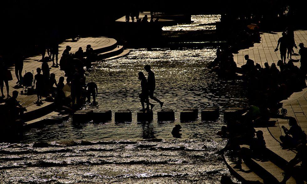 Seul, vita lungo il torrente rinato