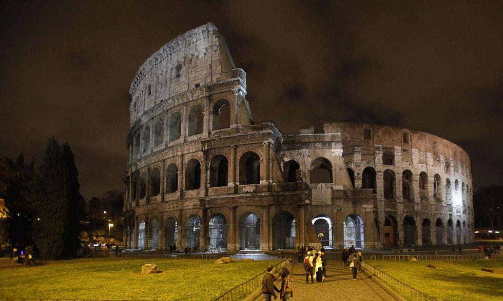Roma, Colosseo