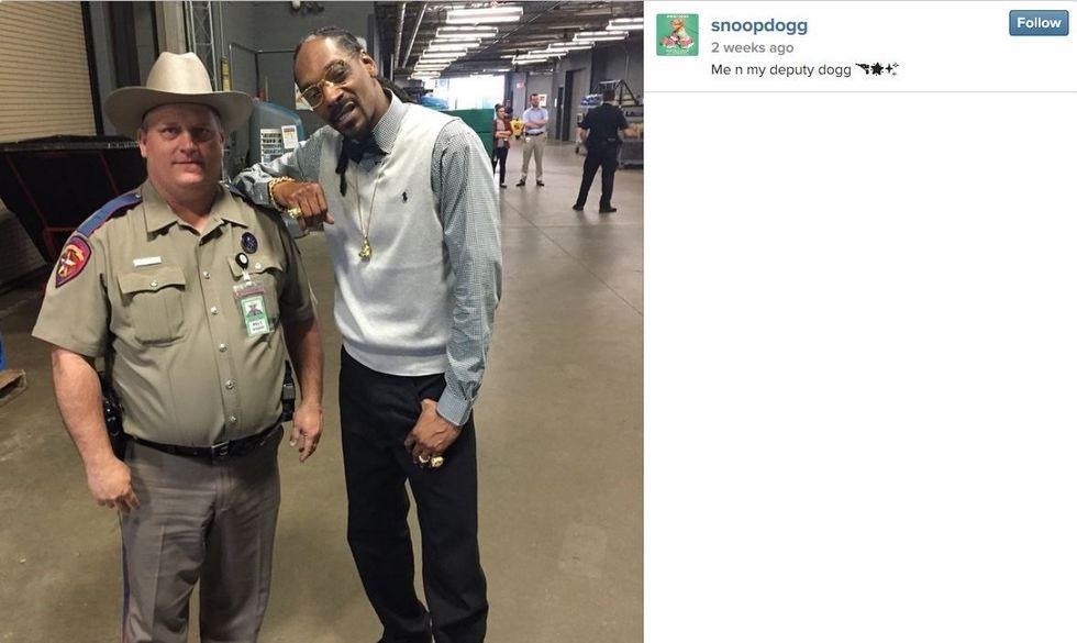 Snoop Dogg: gaffe con il poliziotto - I 3 album cult