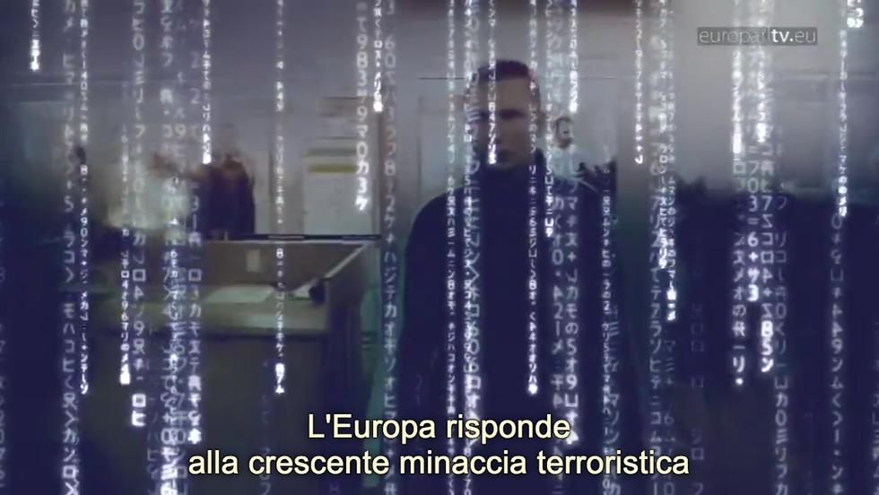 parlamento europeo sicurezza migranti video