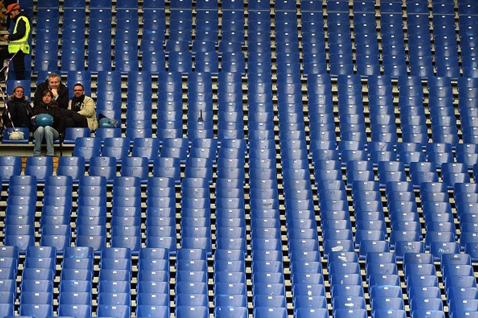 La pasqua triste del nostro calcio: striscioni, polemiche e zero spettacolo