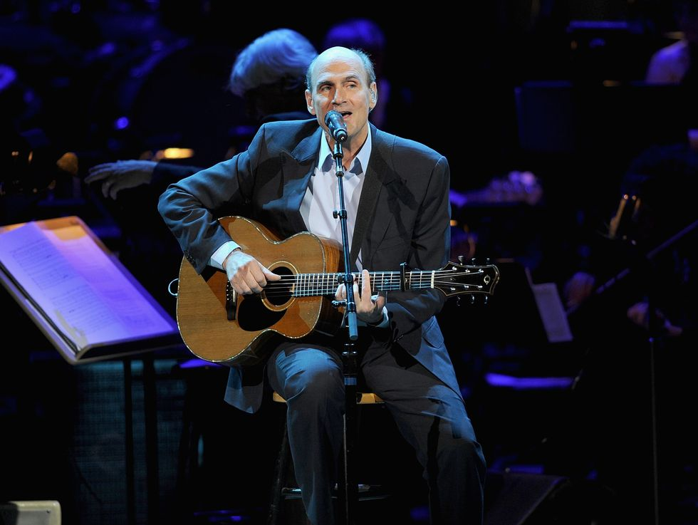 James Taylor compie 70 anni : le 10 canzoni più belle