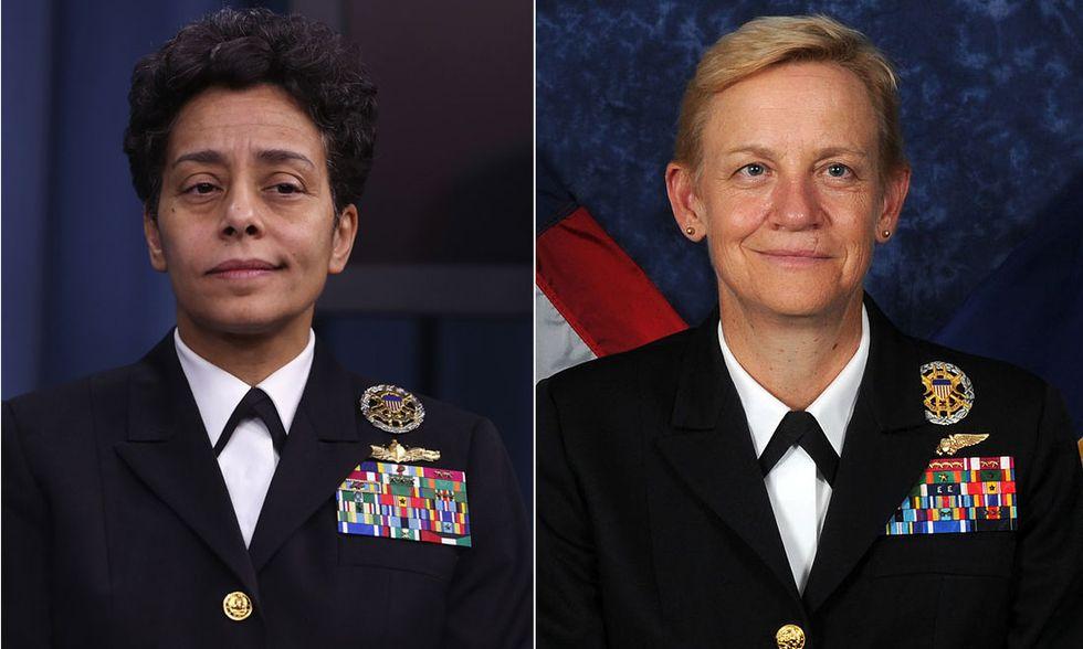 Michelle Janine Howard e Nora W. Tyson