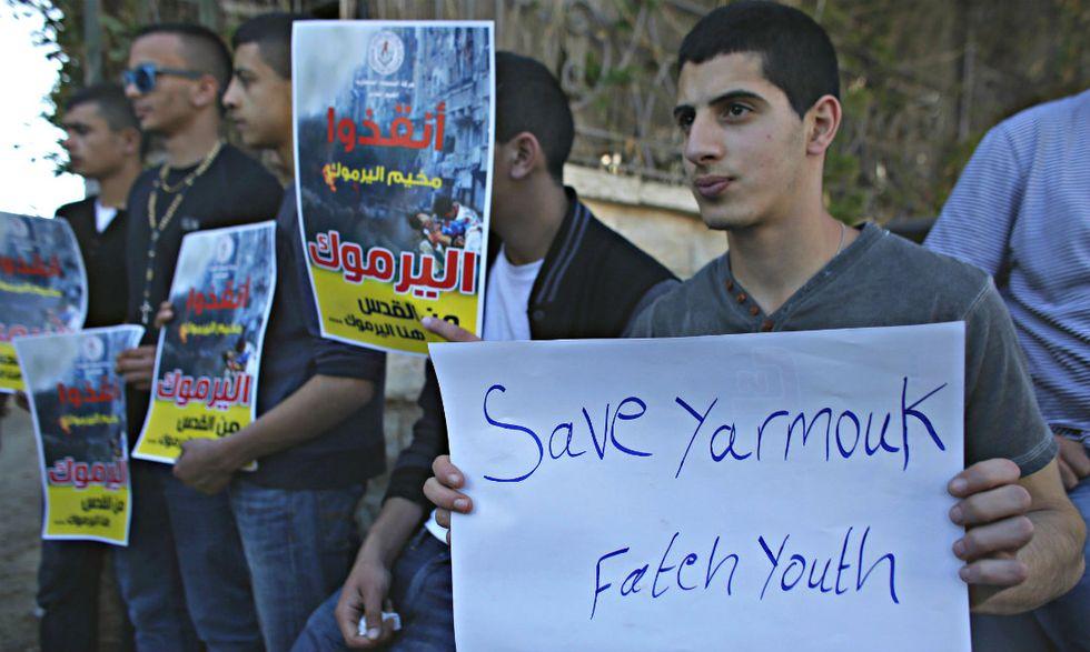 Siria, a Yarmouk una catastrofe umanitaria