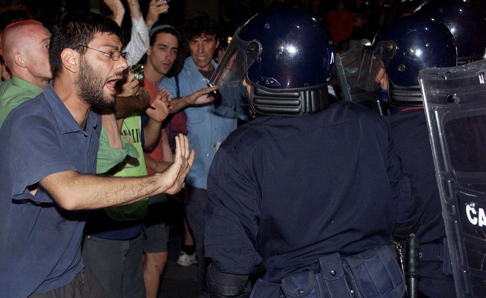 Diaz: Strasburgo condanna l'Italia per torture