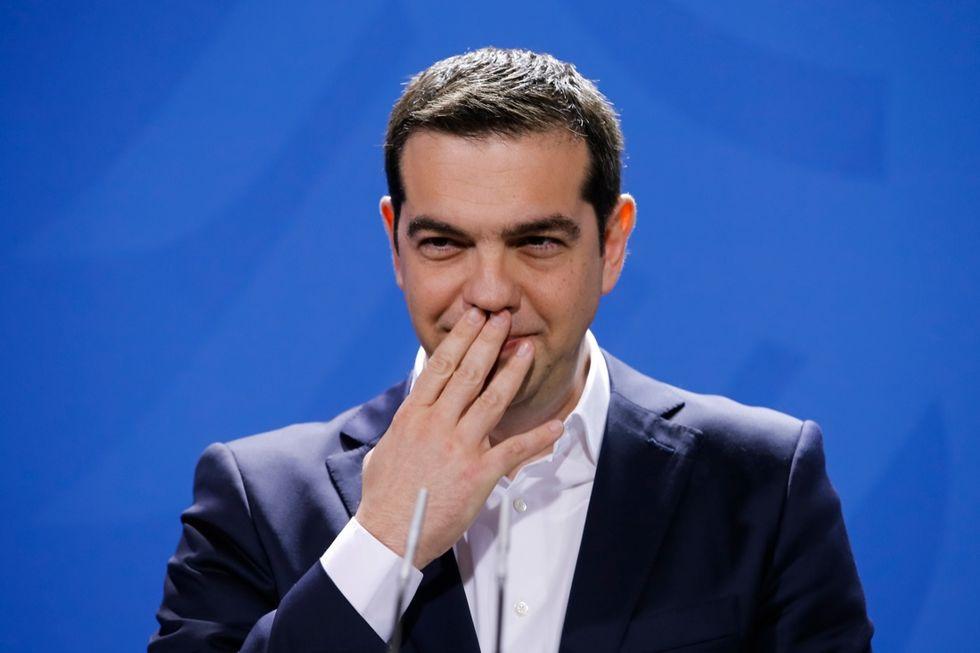 Il pragmatismo di Alexis Tsipras