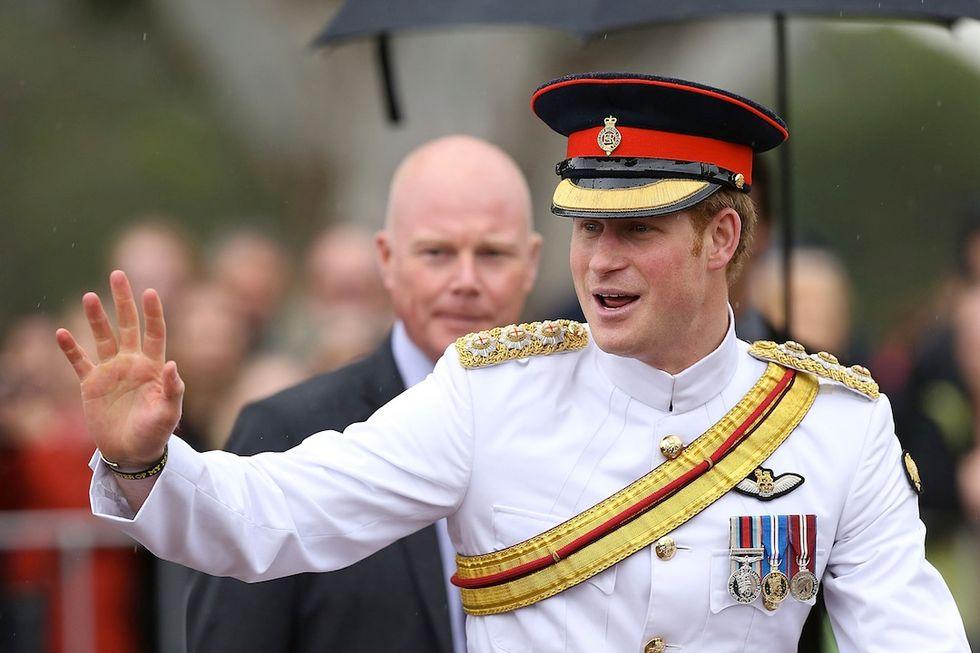 Principe Harry, l'ultima missione è in Australia
