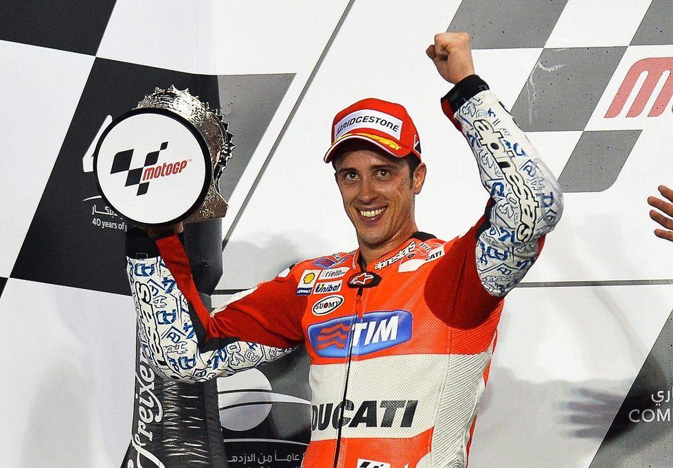 """Dovizioso, Ducati: """"Carico per Austin"""""""