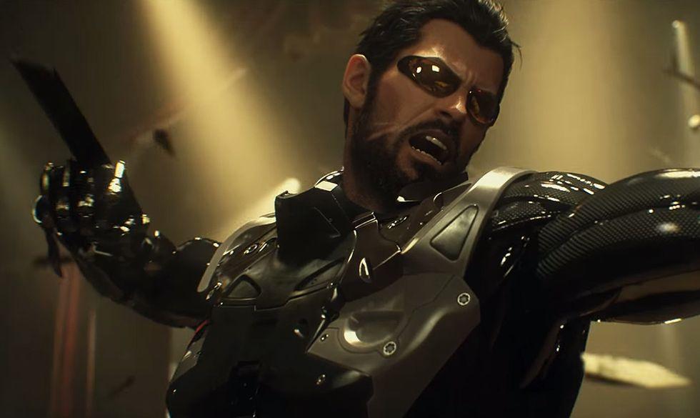 Deus Ex: Mankind Divided, il trailer