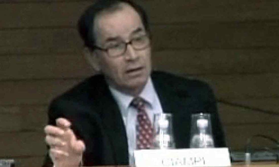 Chi era Fernando Ciampi, il giudice ucciso nel Palazzo di Giustizia